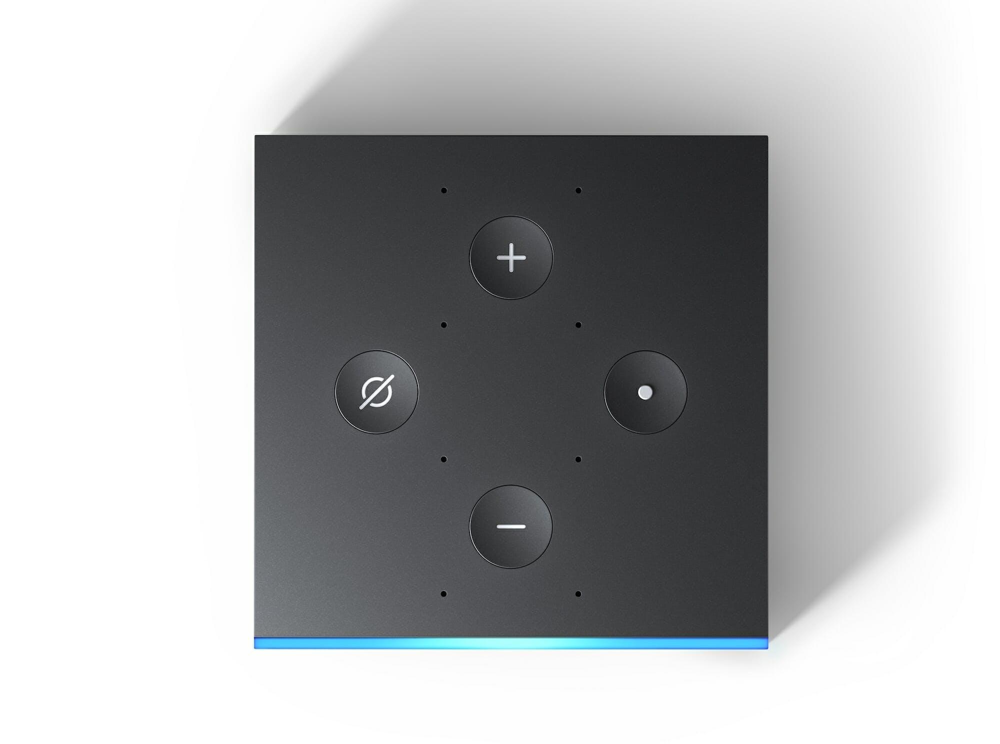 Amazon Fire TV Cube top