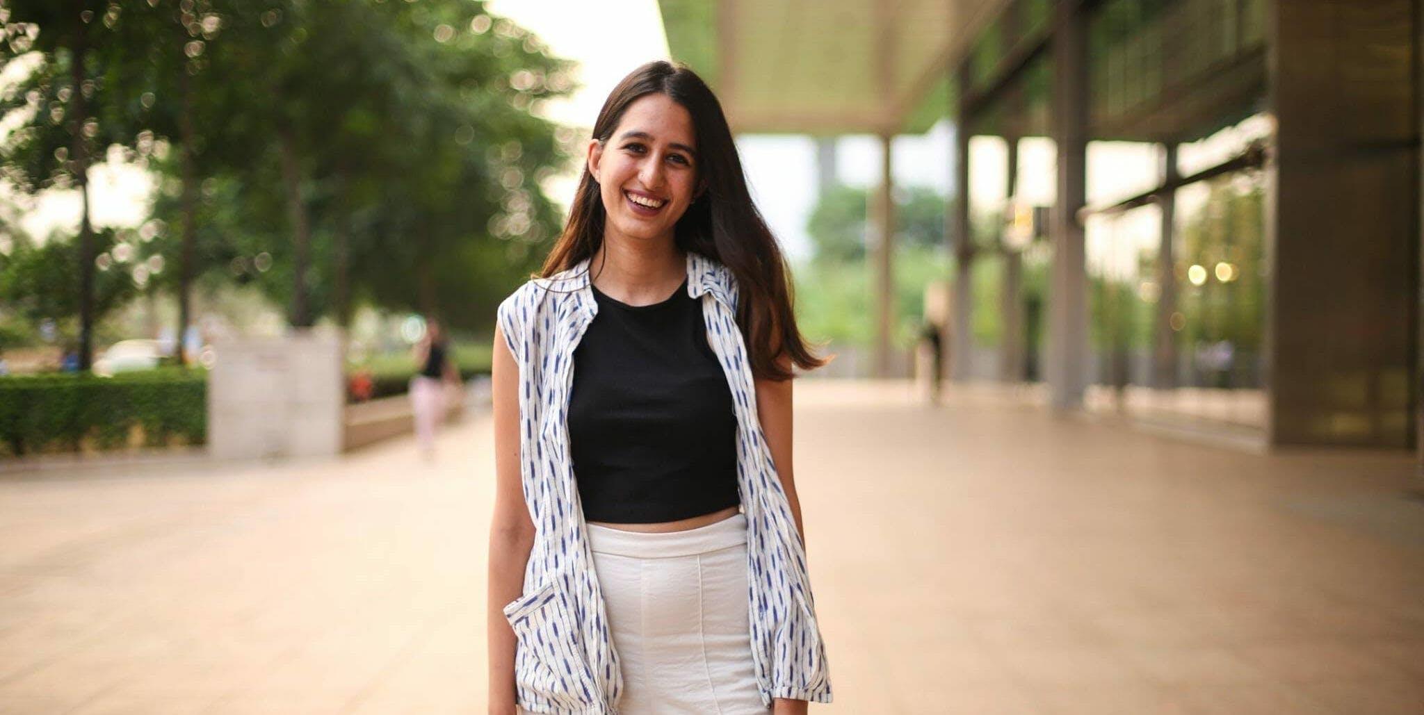 Anushka Brown Girl Gazing Instagram