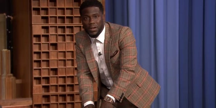 Kevin Hart stepped down from the Oscars amid controversy.