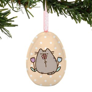 Pusheen egg ornaments