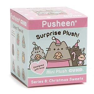 Pusheen ornaments