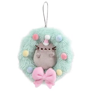 Pusheen wreath