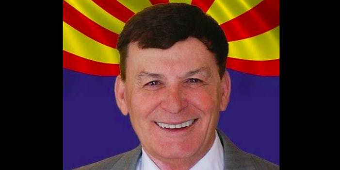 David Stringer arizona racist