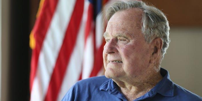 george hw bush dies at age 94