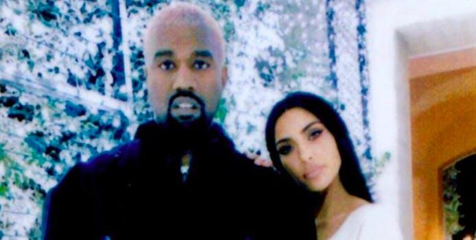 Kim Kardashian Kanye West Drake Instagram