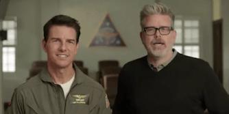 Tom Cruise Christopher McQuarrie PSA