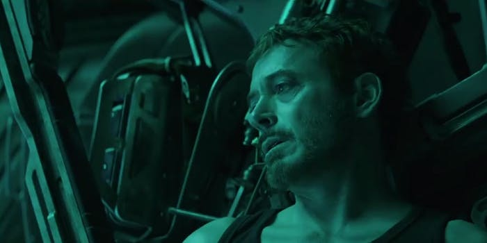 Tony Stark is stranded in space, but don't worry, NASA is on the case.