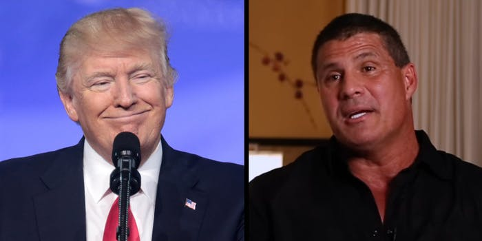 Trump Jose Canseco Chief of Staff