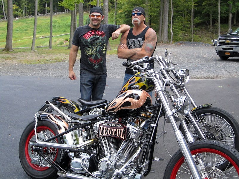 american chopper bikes
