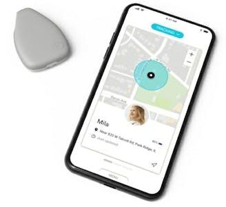 best gps trackers for kids : jiobit app