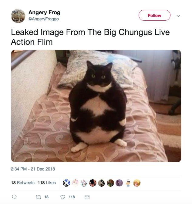 Big Chungus memes