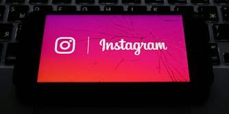 broken instagram