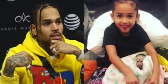 Chris Brown faces charges for illegal ownership of a monkey.
