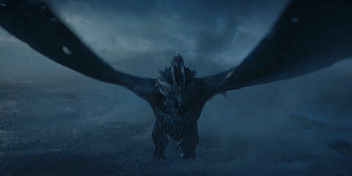 game of thrones night king