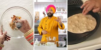 indian cooking shows