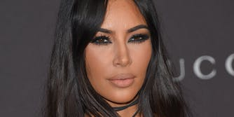 kim kardashian upset