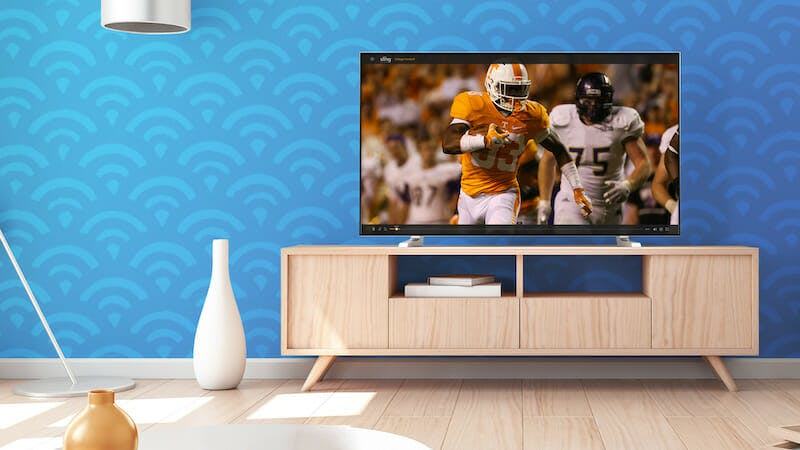 how to watch live tv on amazon fire stick - sling tv
