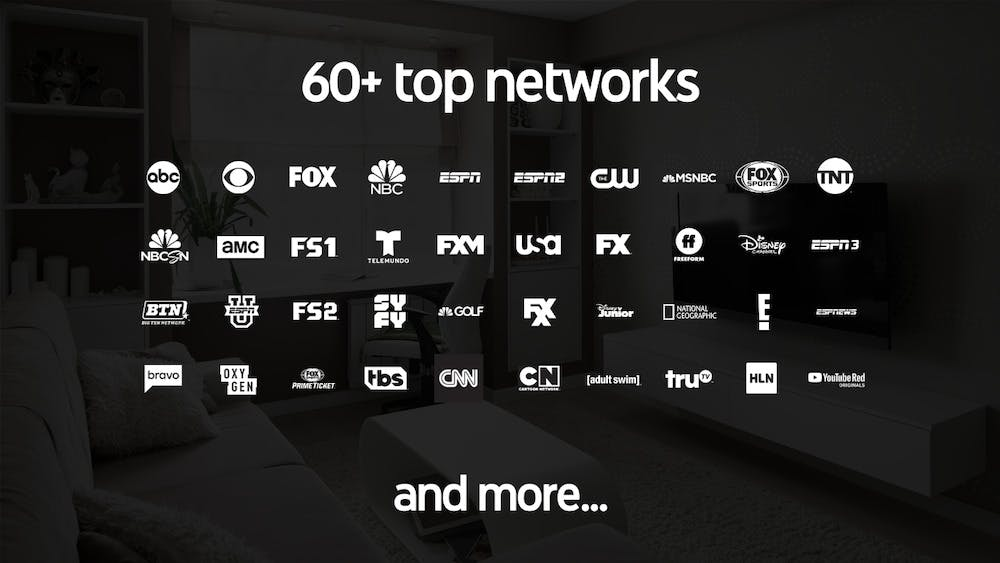 roku local channels - youtube tv