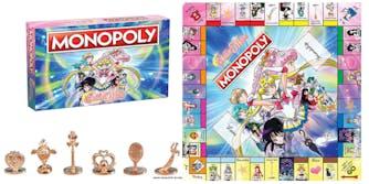 sailor moon game