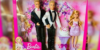 same-sex barbie