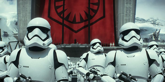 stormtrooper uniform armor