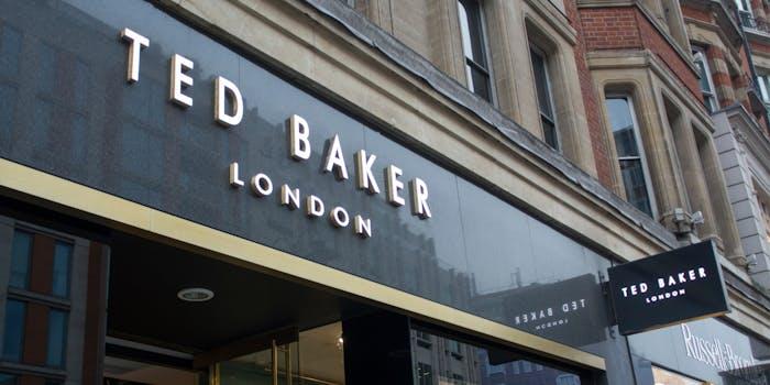 ted baker building