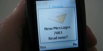 text messages tax california