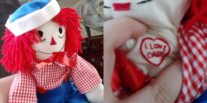 trans raggedy andy