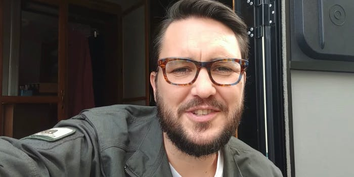 Wil Wheaton tumblr sex ban