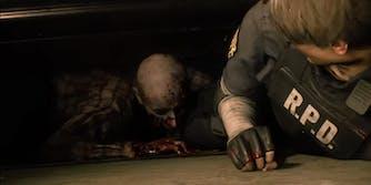 Resident Evil remake on Netflix
