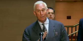 roger stone conspiracy theory arrest CNN