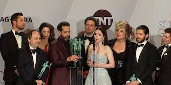 Screen Actors Guild Awards The Marvelous Mrs Maisel