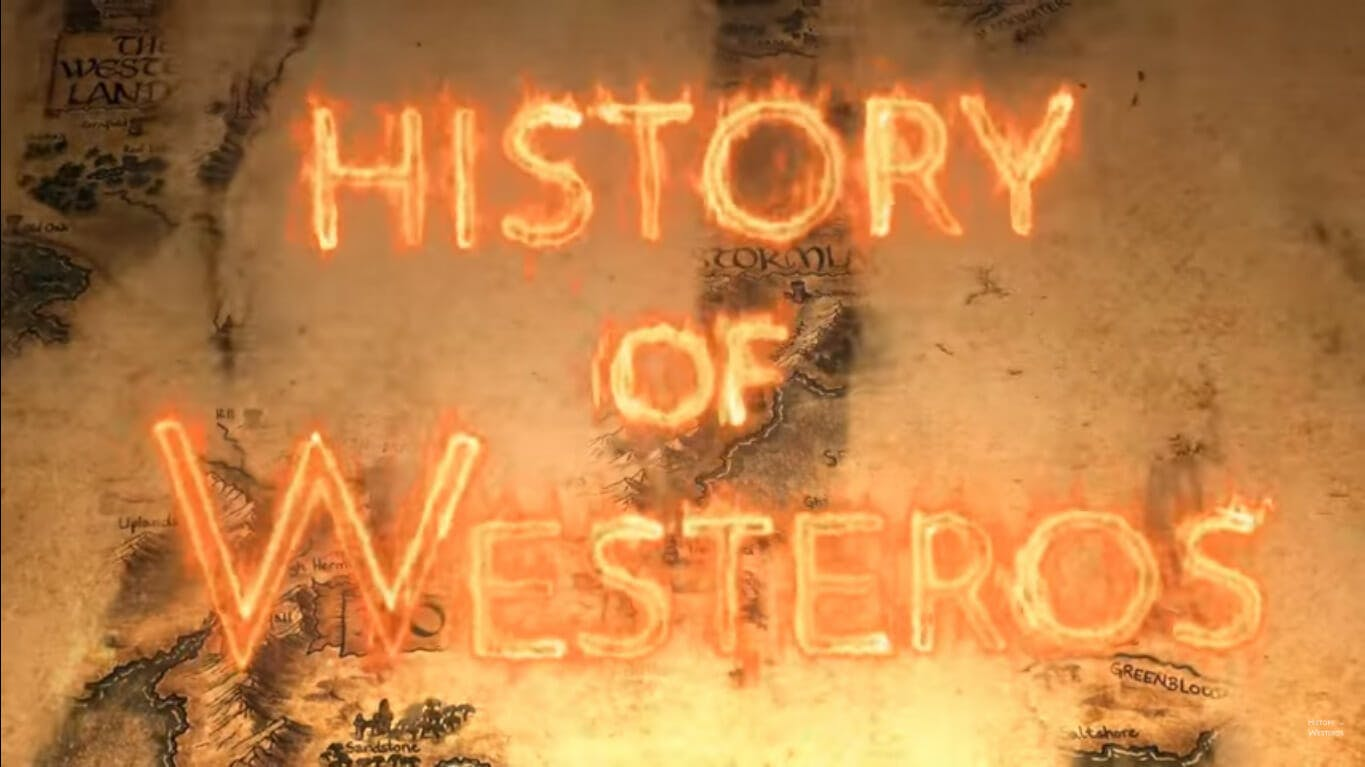 best game of thrones podcasts - history of westeros
