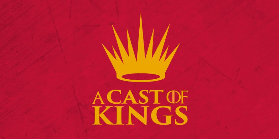 best game of thrones podcasts - a cast of kings