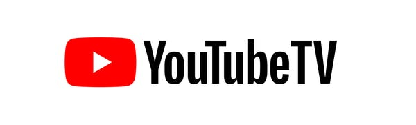 Youtube TV Streaming Logo