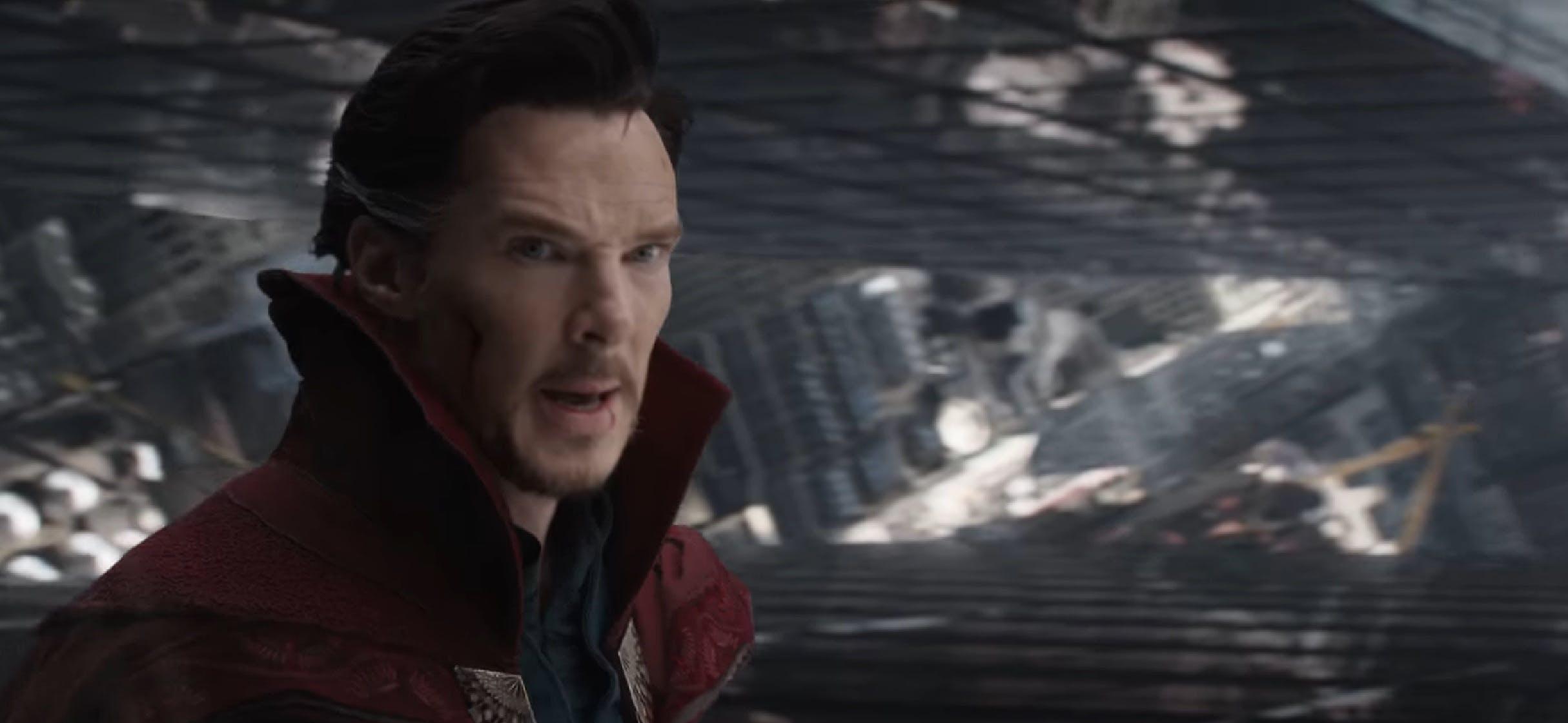 avengers endgame theories doctor strange time loop