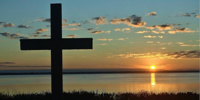 Christian cross expose christian schools hashtag