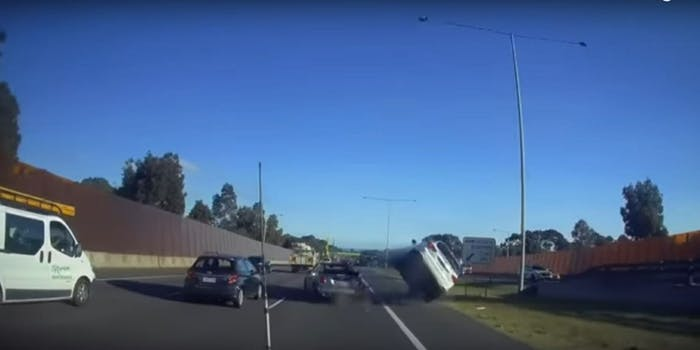 Dash Cam Owners Australia YouTube copyright claims