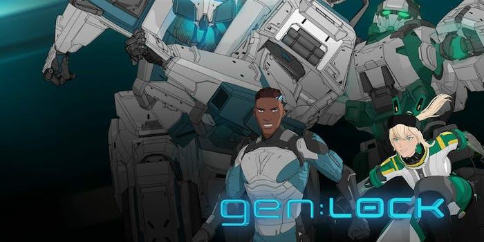 how to watch Gen:LOCK