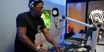 Idris Elba is playing a DJ set at Coachella 2019.