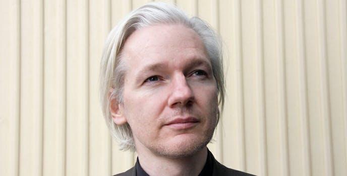 julian assange gofundme