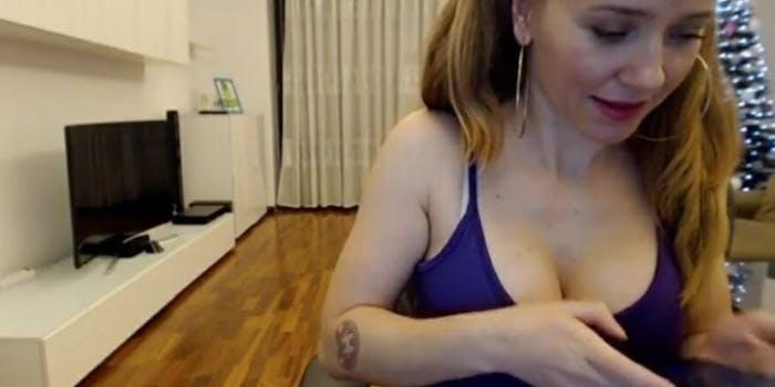 Lucia Omnomnom Twitch nudity ban