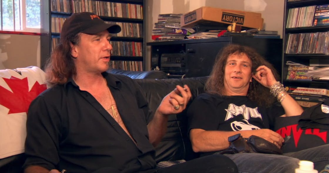 music documentaries netflix - the story of anvil