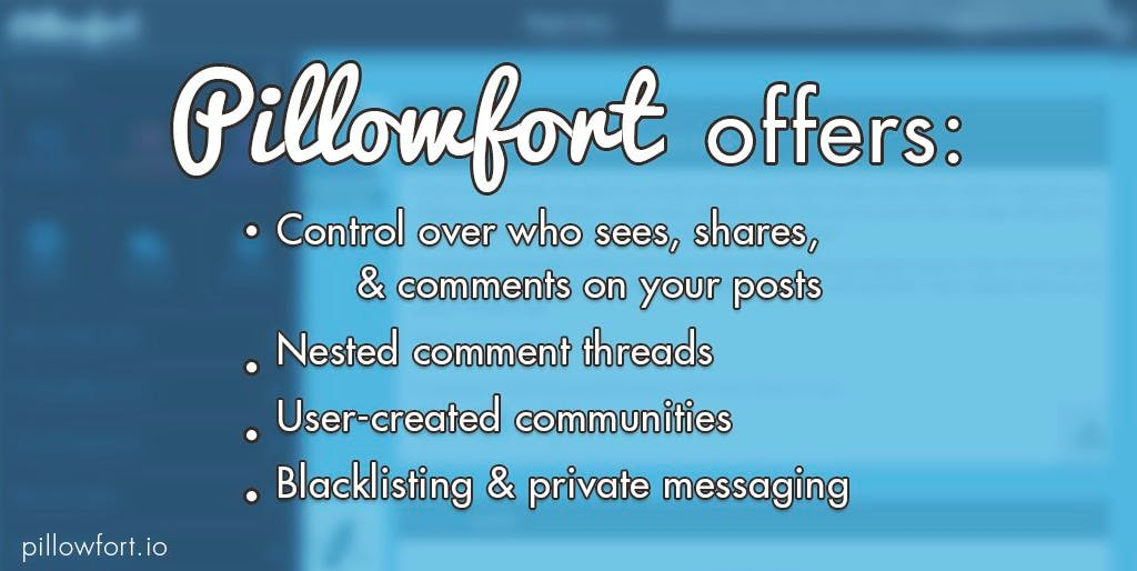 what is pillowfort