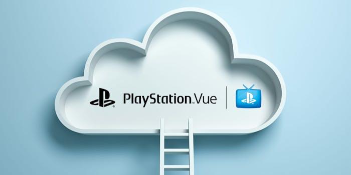 playstation vue cloud dvr