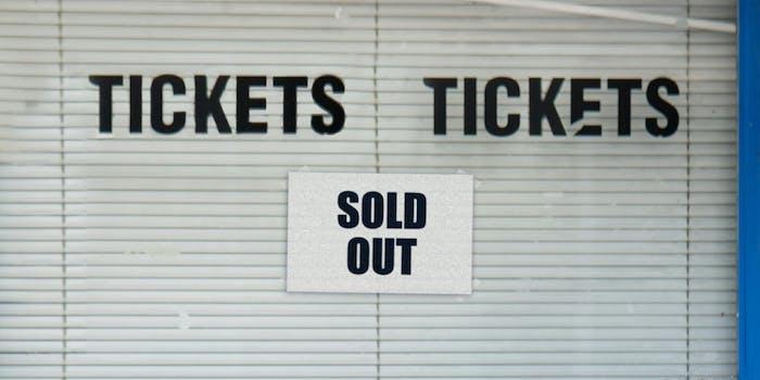 bikini kill sold out tickets