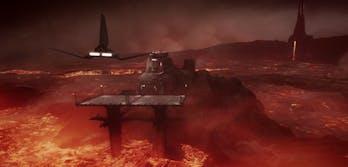 Star Wars VR The Void