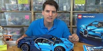 Thomas Panke Lego YouTube
