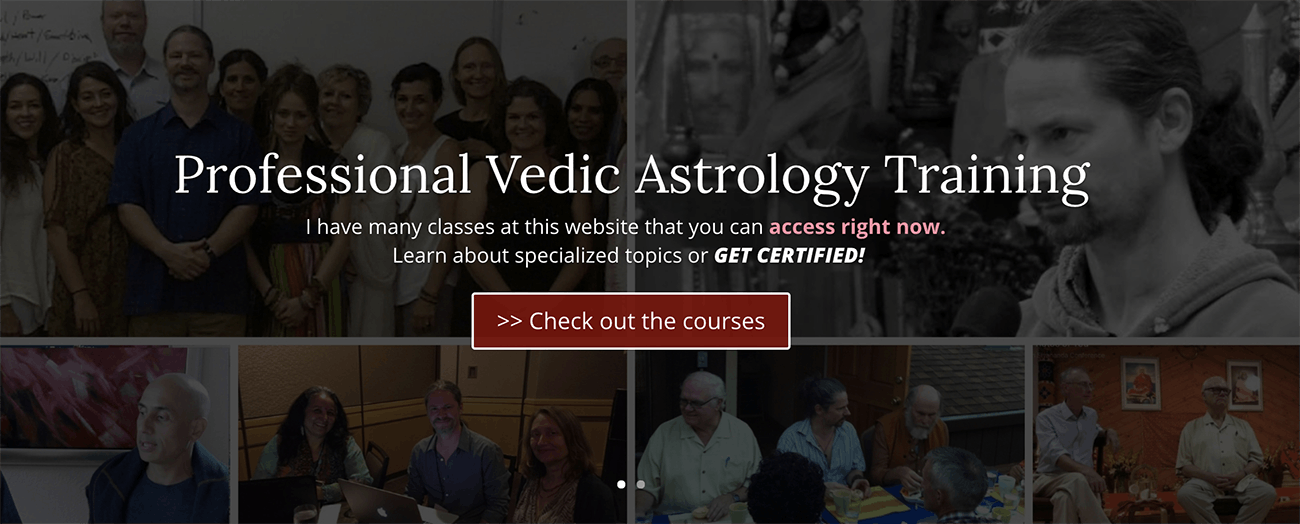 vedic astrology reading