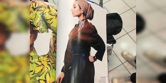 Vogue Noor Tagouri